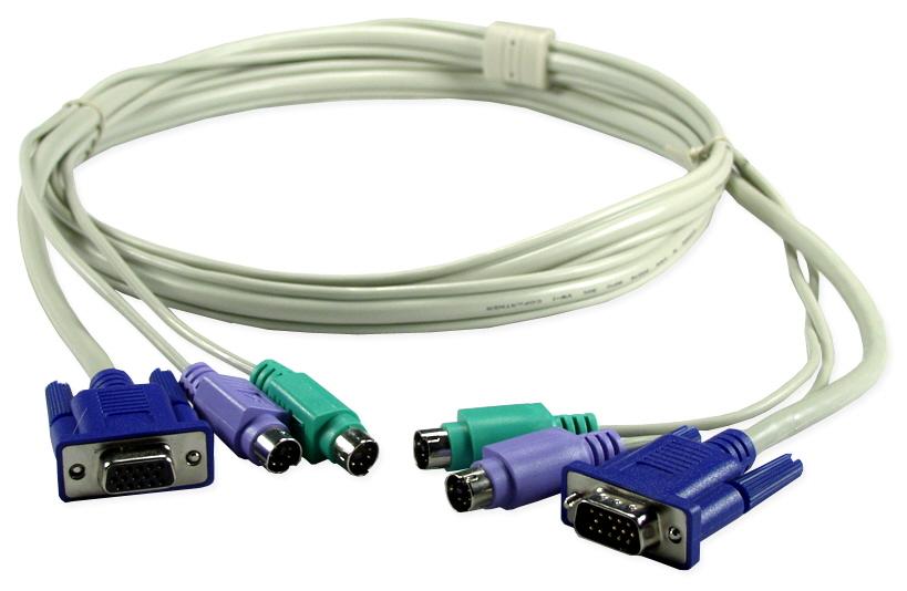 BELKIN KVM SWITCH VGA PS//2 2-Port