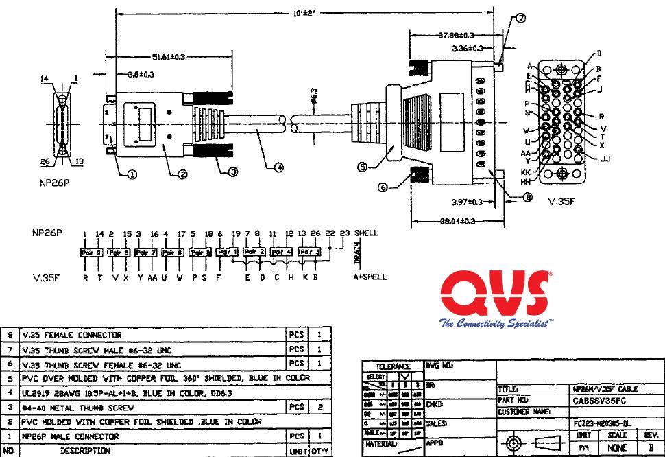 Cabssv35fc 10ft Smartserial To Dce V 35 Serial Cisco