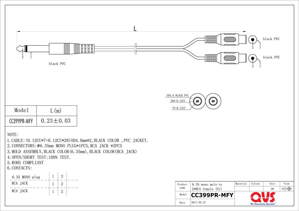 Rca Female Diagram - Wiring Circuit •