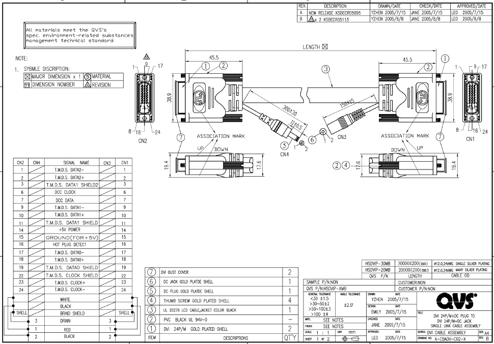 Wiring Diagram Vga To Dvi Cable – powerking.co